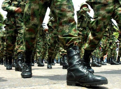 Capturan a nueve militares en retiro y uno activo por hechos de corrupción