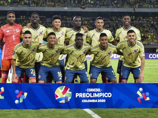 Colombia se juega el futuro del Preolímpico frente a Ecuador