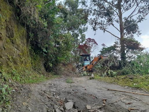 Hay más de cinco emergencias en el sector rural de Ibagué.