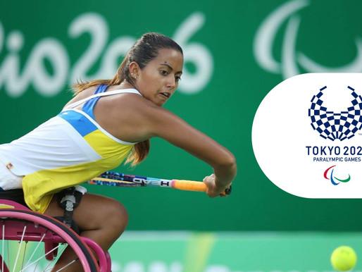 Deportistas colombianos inician su participación en los Juegos Paralímpicos de Tokio