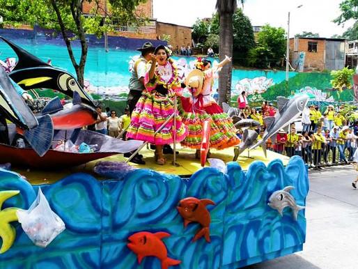 Abierta convocatoria para afiche del 48o. Festival Folclórico Colombiano