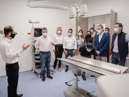 $1.000 millones aportará la Gobernación del Tolima para fortalecer el Hospital Veterinario de la U.T