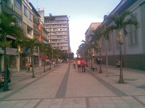 Autoridades establecen plan de acción para recuperar el espacio público en el centro de Ibagué