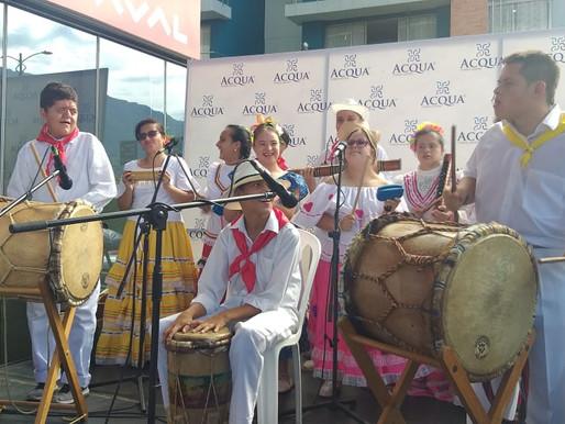 Alcaldía y Fundación Nacional Batuta ofrecerán formación musical a 48 niños con discapacidad