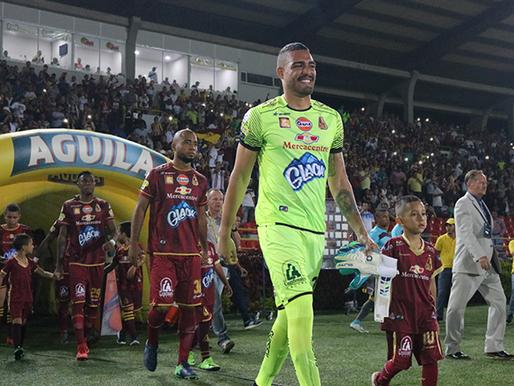 Tolima enfrentará al Junior en cuartos de final de la Liga