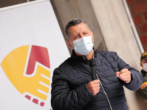 Gobernador del Tolima invita a turistas que no vengan al departamento por pico de pandemia.