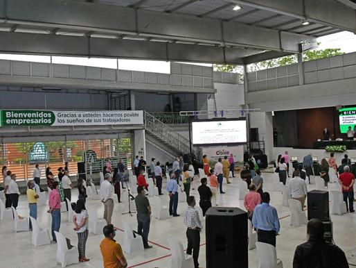 Elegidos representantes de los empresarios en Comfenalco Tolima