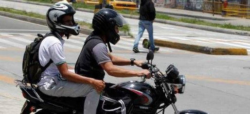 Autoridades anuncian restricción de parrillero en Ibagué