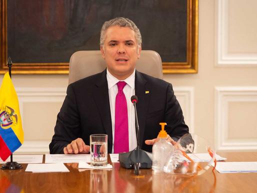Emergencia Sanitaria se extiende hasta el 28 de febrero de 2021, anuncia el Presidente Duque