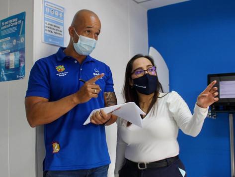 Autoridades sanitarias adelantan operativos de inspección y vigilancia a centros de estética