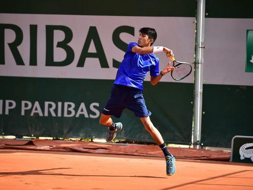 Tenista tolimense participó en el Roland Garros