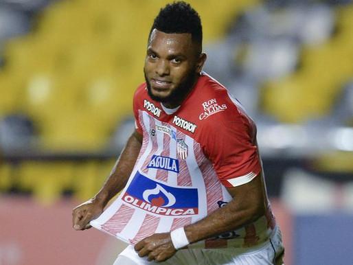 Con gol de Borja, Júnior venció al Tolima en el Metropolitano