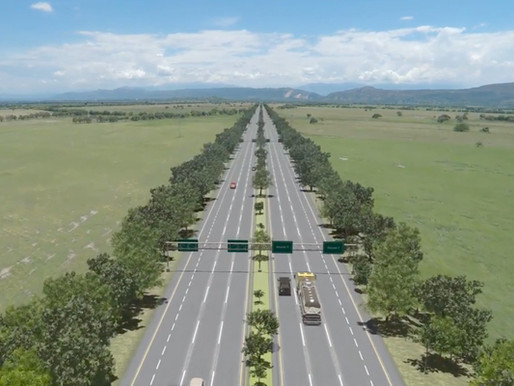 Presidente Duque reactivará este viernes el proyecto Tercer Carril de la vía Bogotá-Girardot