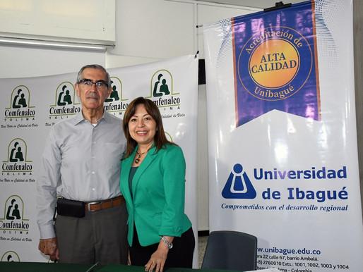 Comfenalco Tolima brinda titulación en maestrías y especializaciones con tarifas subsidiadas.