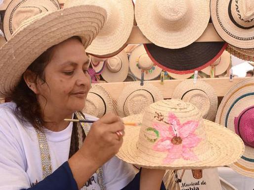 33 artesanas participarán en el Día del Sombrero Tolimense