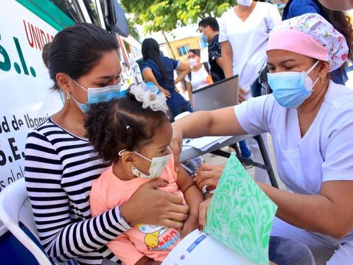 Conozca la importancia de vacunar a los niños contra el sarampión y rubeola