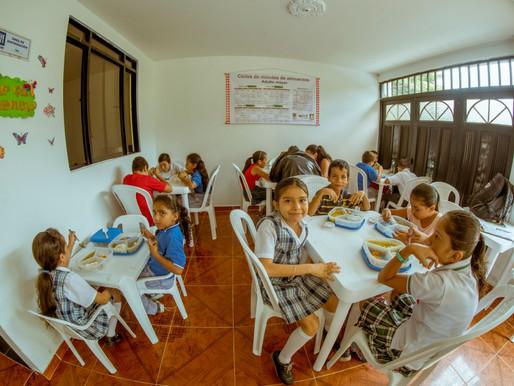 ¡Vuelve el PAE a los colegios! La Alcaldía de Ibagué amplió la cobertura a 52.000 estudiantes