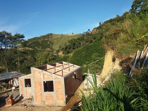 Alcaldía y Gobierno Nal. beneficiarán a 19 familias del sector rural de Ibagué con viviendas nuevas