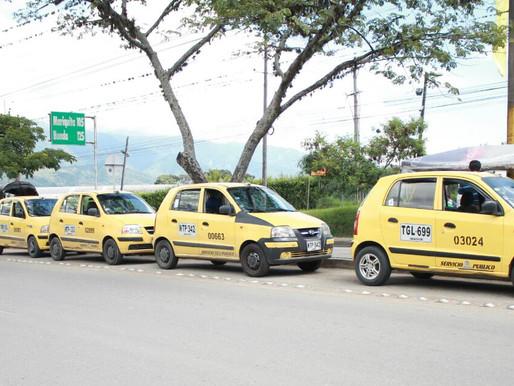 Ibagué será pionera en el país en implementar una aplicación móvil gratuita para taxistas