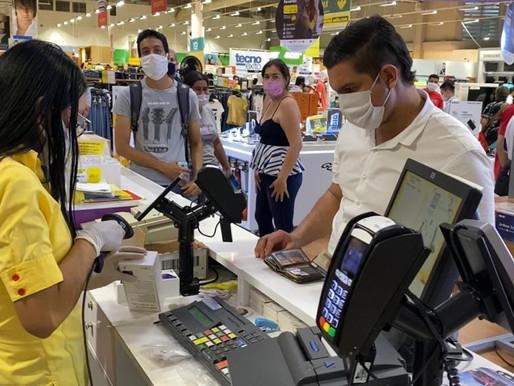 Los colombianos más ricos fueron los que más compraron en Día Sin IVA