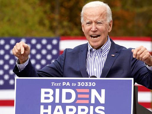 Campaña de Biden asegura que este miércoles por la tarde podrá declarar la victoria