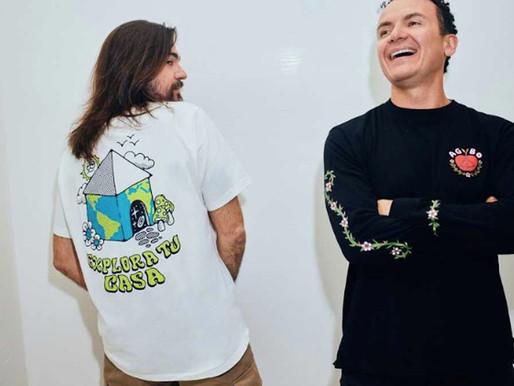 Juanes y Fonseca lanzan nueva marca de ropa