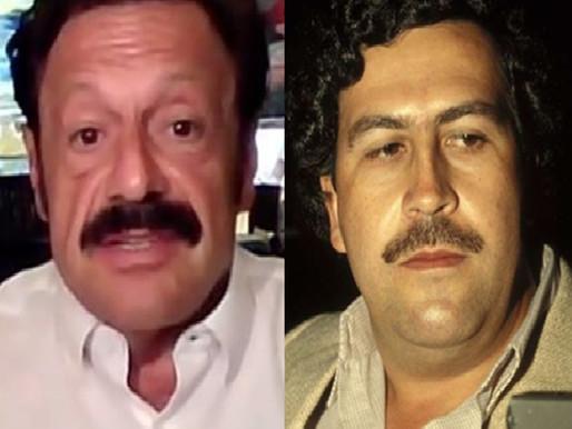 Británico jura ser hijo de Pablo Escobar y dice saber dónde está el tesoro del capo
