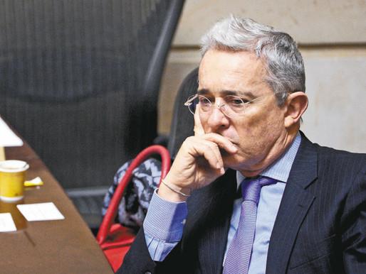 Fiscalía solicita audiencia de preclusión de la investigación que se sigue contra el exsenador Uribe