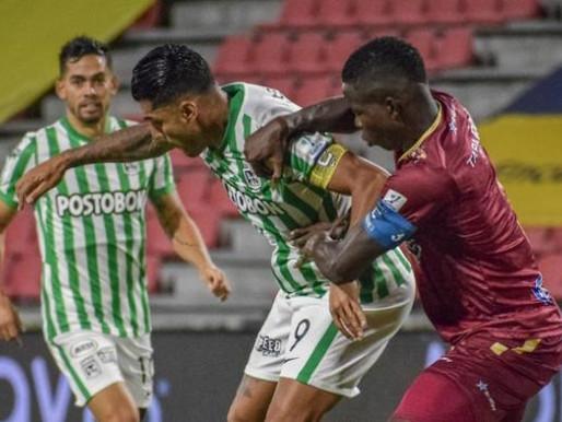 Tolima visita al Nacional en la segunda fecha de la Liga