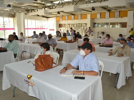 Ibagué trabaja en la implementación de la alternancia con instituciones educativas