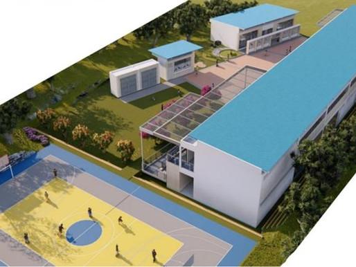 Estudiantes del sur de Ibagué contarán con una moderna sede para preescolar y primaria