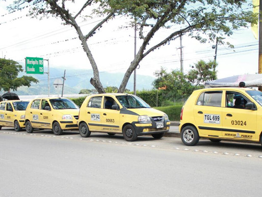 Taxistas piden controles por aumento de plataformas ilegales en Ibagué