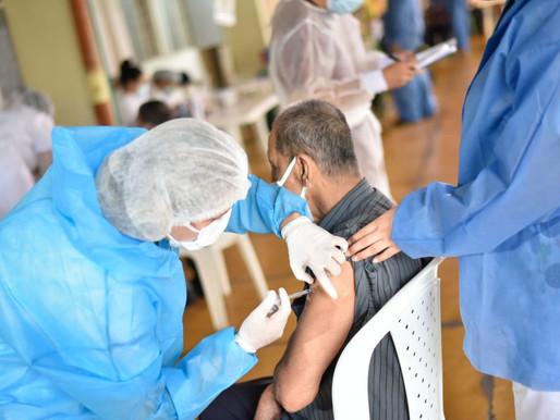 Llegan a Ibagué 1.495 nuevas dosis para vacunar a adultos mayores de 80 años