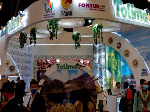 Avanza participación del Tolima en la Vitrina Turística Anato 2021
