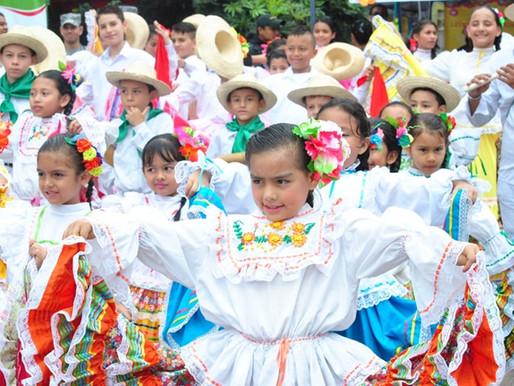 Eventos del Festival Folclórico Colombiano que se realizaban en mayo, fueron aplazados