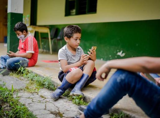Más de 32.000 estudiantes de colegios oficiales estarán 'Conecta2 con la Educación'