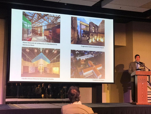 Panóptico de Ibagué entre los dos mejores proyectos de restauración en la Bienal de Arquitectura