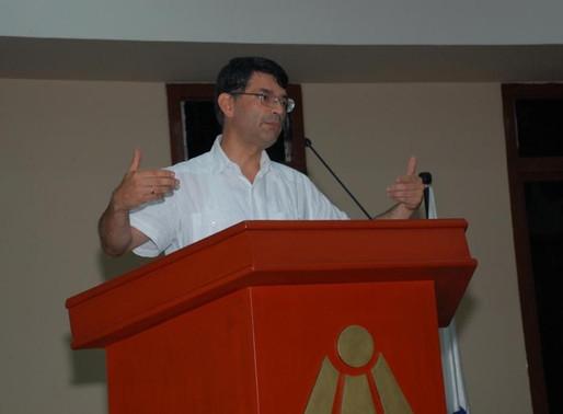 Regresa Alfonso Reyes Alvarado a la rectoría de la Universidad de Ibagué