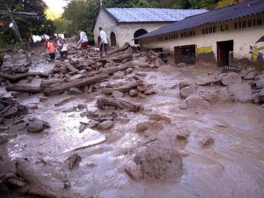 Consecuencias en el Tolima debido a los sismos localizados en Lejanías, Meta