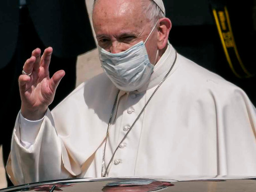 El papa Francisco está hospitalizado y será operado