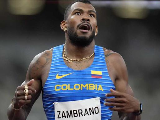Anthony Zambrano logró una de las medallas más importantes para el país en la historia de los Juegos