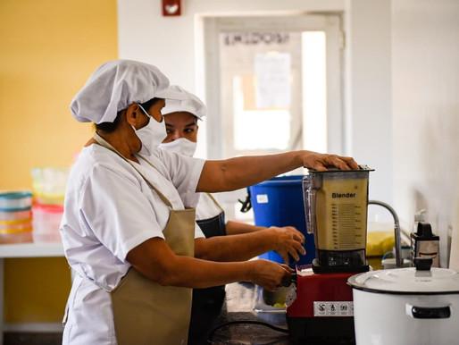 Arrancaron los comedores comunitarios que beneficiarán a más de 6.500 ibaguereños