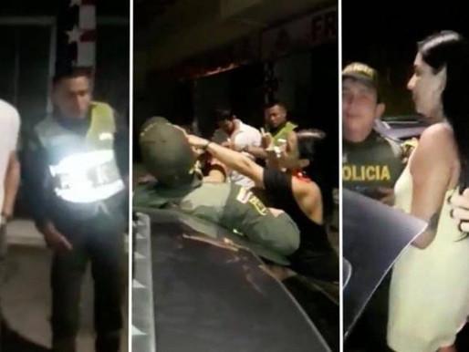 En firme comparendo contra excontratista de la Alcaldía de Ibagué que conducía alicorado