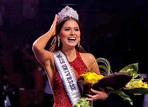 México es la nueva Miss Universo 2020