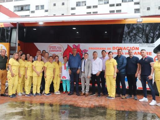 Se entregaron nuevos equipos para el hospital Federico Lleras Acosta