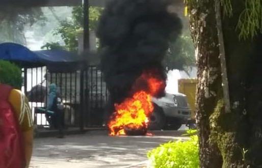 Directivos de U. Tolima rechazan acciones de encapuchados