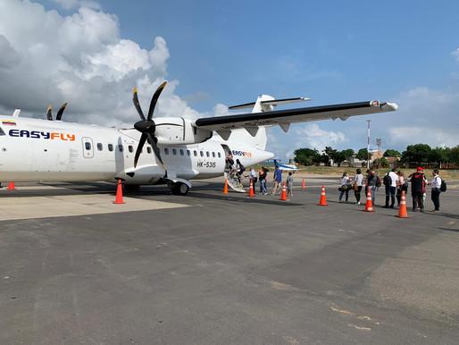 Se reactivarán los vuelos entre Cali e Ibagué