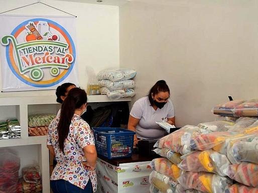 En Ibagué hacen pasar mercados del PAE de $ 36 mil por uno de $ 50 mil