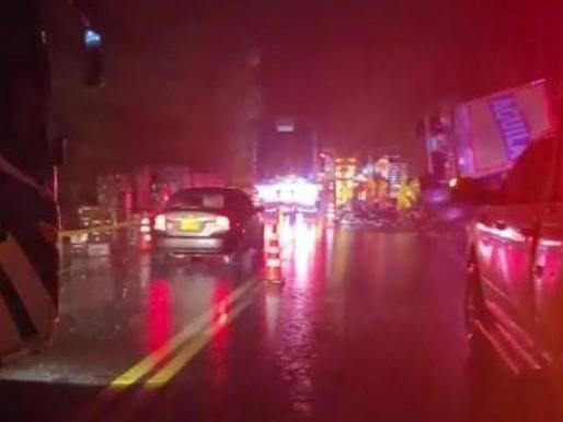 Tres personas perdieron la vida tras el choque de dos vehículos en el sur del Tolima.