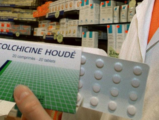 Fármaco contra la gota reduciría muertes y hospitalizaciones por covid